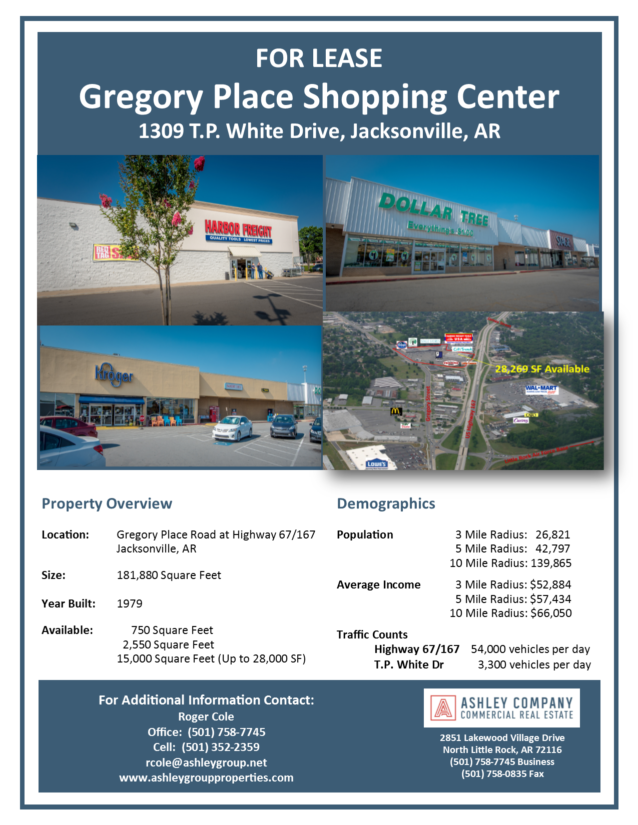 Gregory Place Shopping Center  d64747236a